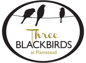 Three Blackbirds - Flamstead